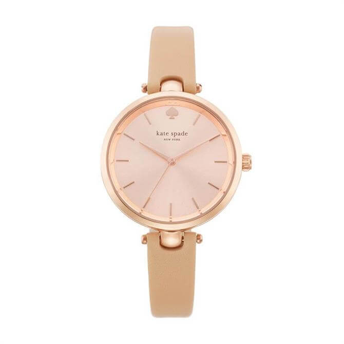 Kate Spade New York Beige Holland Watch